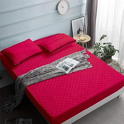 STTC Protector de colchón, Impermeable Transpirable Anti ...