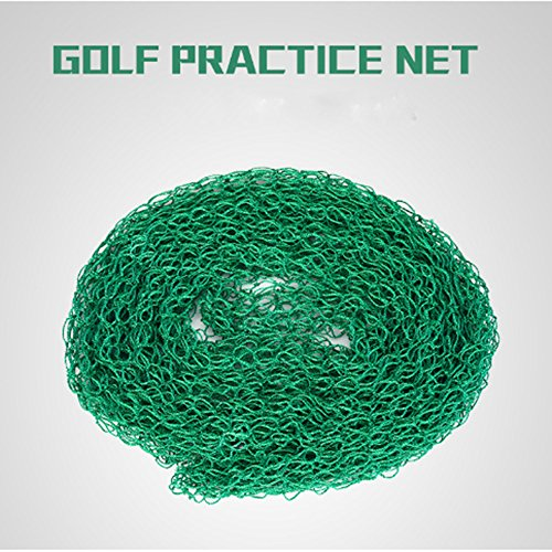 10' High X 10' Wide Golf Barrier & Containment Netting, For Golf Baseball Softball Hockey Lacrosse Soccer Basketball Tennis Multipurpose-Free 100pcs Zip Ties Cable by Kofull (Image #3)
