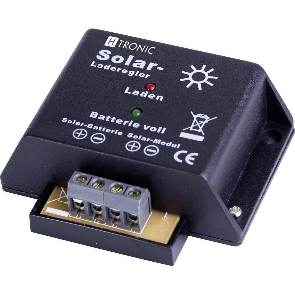 Ré gulateur de charge pour panneaux solaires 12 V / 4 A FIBRIONIC 1191353
