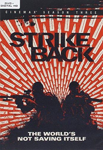 Check expert advices for strike back on dvd?