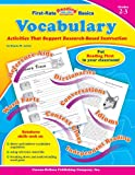 Vocabulary, Starin W. Lewis, 1594410518