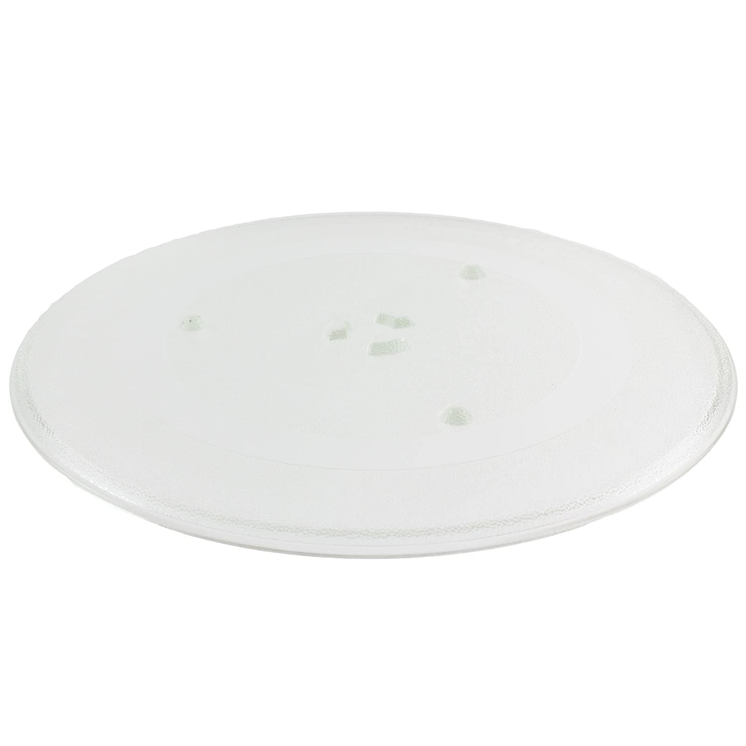 360/ mm//35,6/ cm V/éritable Samsung micro-ondes Turntable plaque de verre