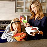 Obol - The Original Never Soggy Cereal Bowl With