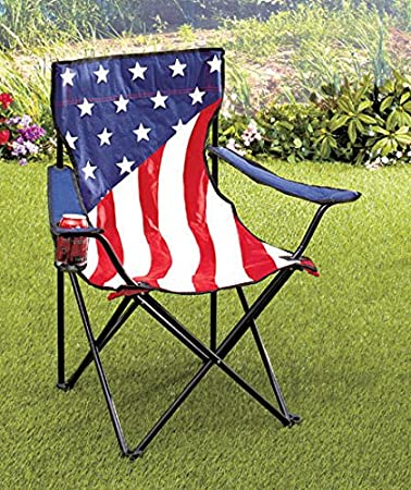 Northwest Territory USA Folding Chair With Carry Bag
