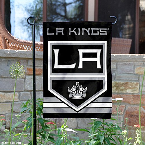 WinCraft Los Angeles Kings Double Sided Garden Flag