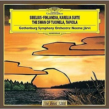 フィンランディア~シベリウス:管弦楽曲集