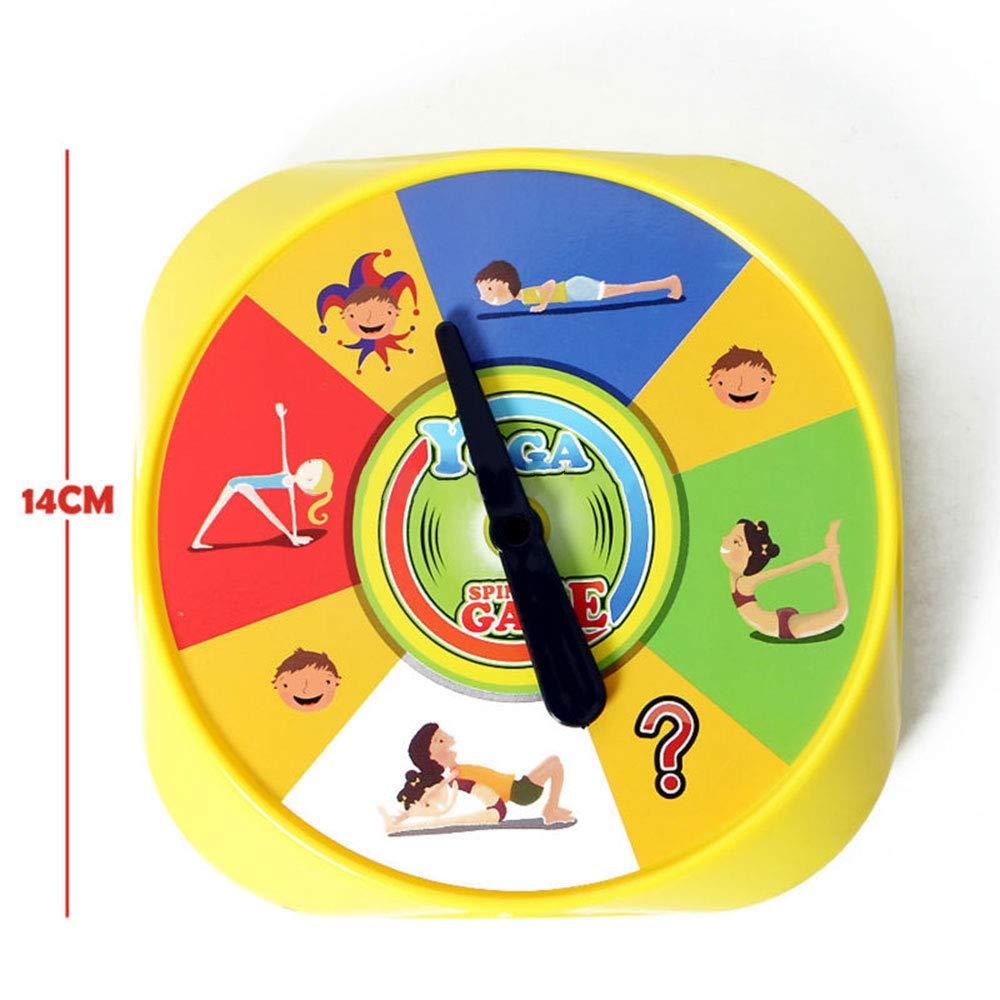 Fenghong Spinner Game, Card Spinner Game Creativo Juego de ...