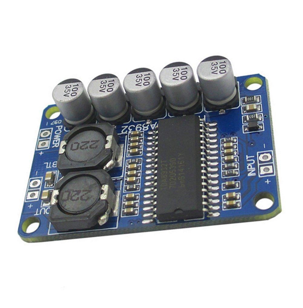 daorier tda8932/35/W Amplificateur num/érique module Planche Board Module amplificateur mono einkanal Amp High Power DC 10 30/V