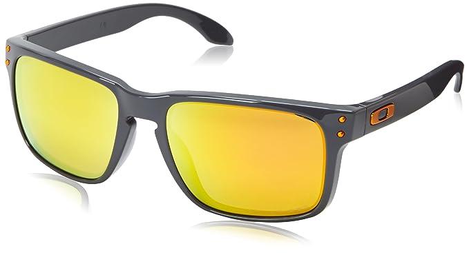a847d02ccb Amazon.com  Oakley Mens Toxic Blast Holbrook Sunglasses