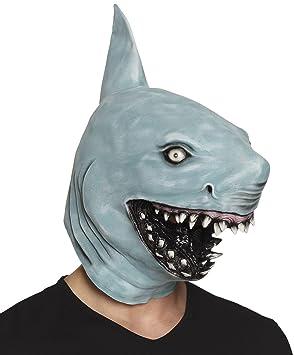 Boland 00159 Máscara de látex, Tiburón, One size