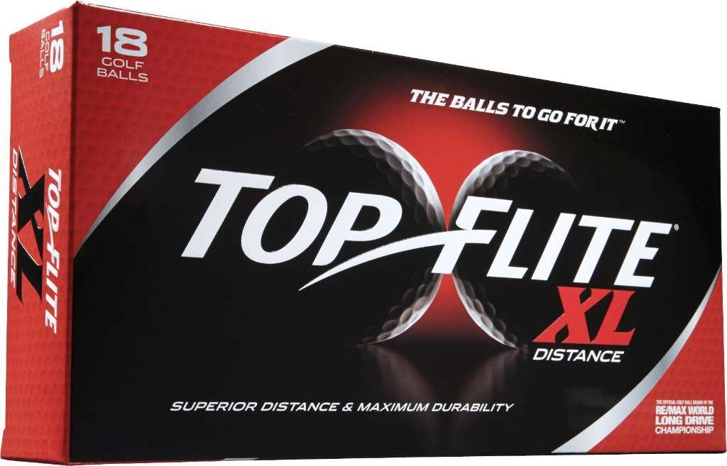 2014 Top Flite XL Distance 18 Pack