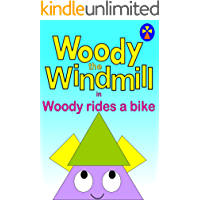 Woody the Windmill in 'Woody Rides a Bike'