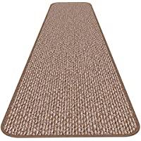 Skid-resistant Carpet Runner - Praline Brown - 6 Ft. X 27 In. - Many Other Sizes to Choose From