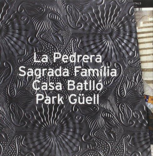 Descargar Libro Pedrera, Sagrada Família, Casa Batlló, Park Güell - Pack Gaudí S4 Inglés Vv. Aa