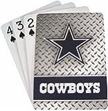 Dallas Cowboys Diamond Plate Playing Cards