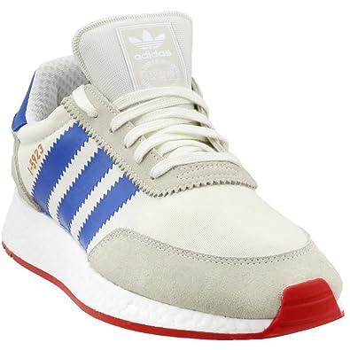 adidas bb2093 uomini iniki runner bianco blu corred: