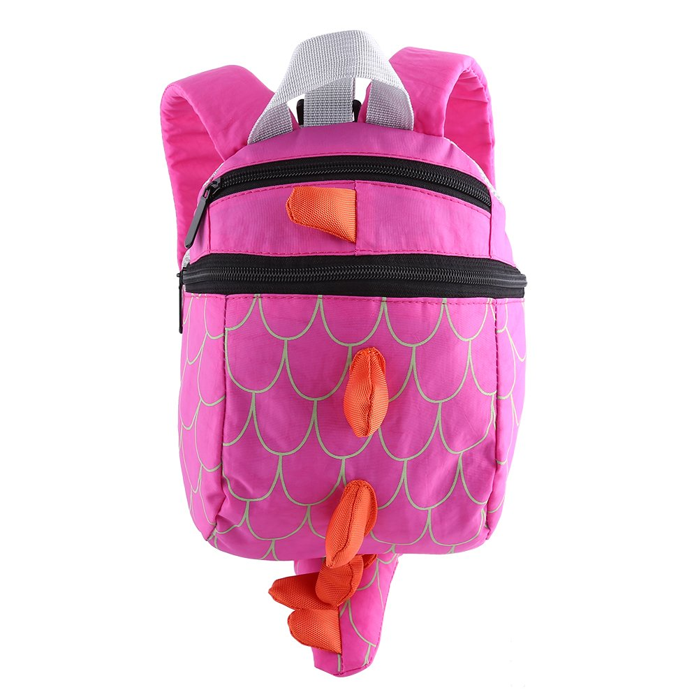 Kids Backpack with Leash Anti-Lost Cute Dinosaur Toddler Baby Safety Harness  Animal Toddler Boy ae3845aedad3e