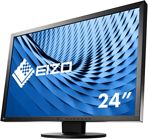 Eizo Flexscan Ev2430 Bk 61 1 Cm Monitor Schwarz Computer Zubehör