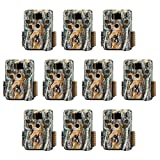 Browning Trail Cameras Strike Force Pro HD 18MP Game Camera, 10 Pack | BTC-5HD-P