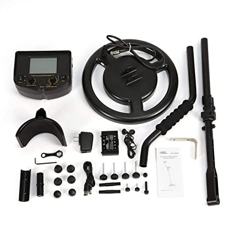 Smart Sensor AR924M Detector de Metales subterráneo Profesional Buscador de Plata Dorado Ajustable Buscador de Tesoros