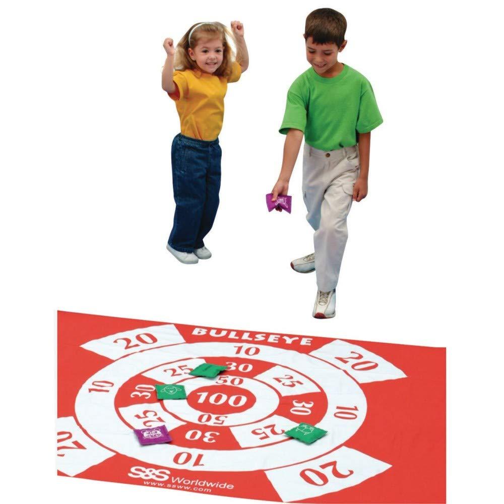 S&S Worldwide Bullseye Target Toss by S&S Worldwide