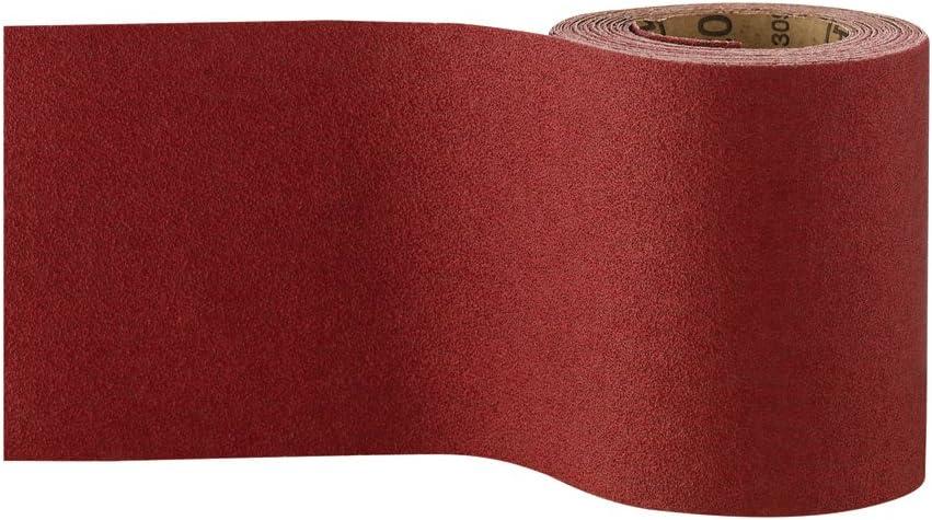Set 2609256B76 Bosch Sanding roll Red 93/mm x 5/m