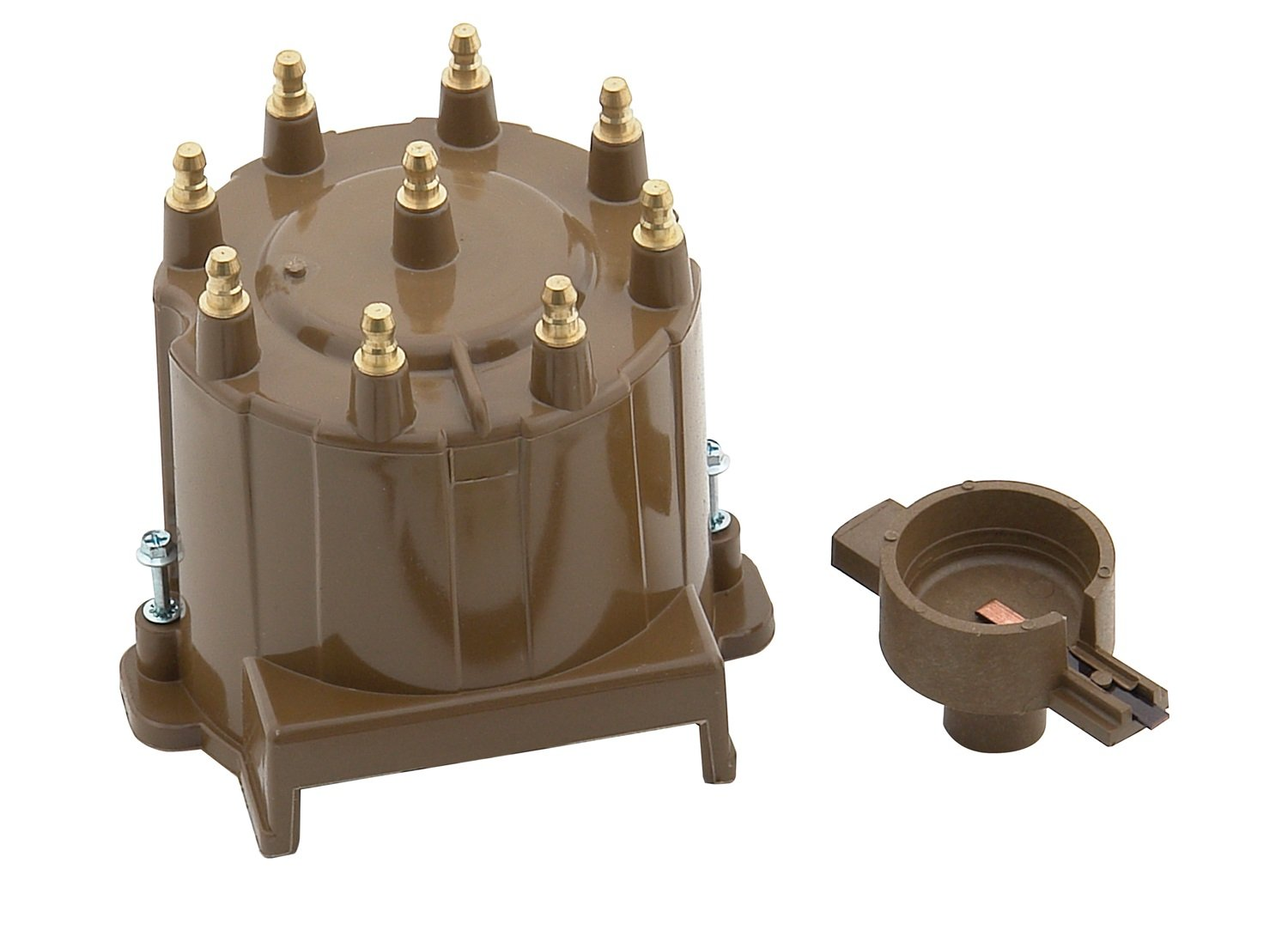 ACCEL 8132ACC Billetec Performance Distributor Cap and Rotor, Tan