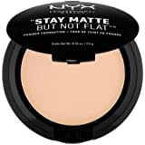 Nyx Professional Makeup Stay Matte Not Flat Powder Foundation