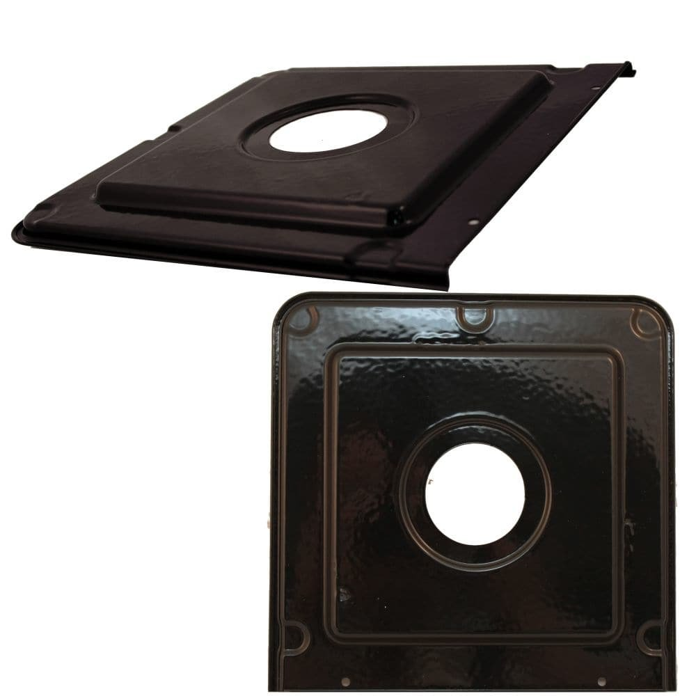 Frigidaire 316011401 Range Drip Pan Genuine Original Equipment Manufacturer (OEM) Part Black