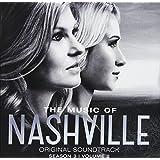 Original Soundtrack: The Music Of Nashville Season 3 Volume 2 CD + 2 Bonus Tracks