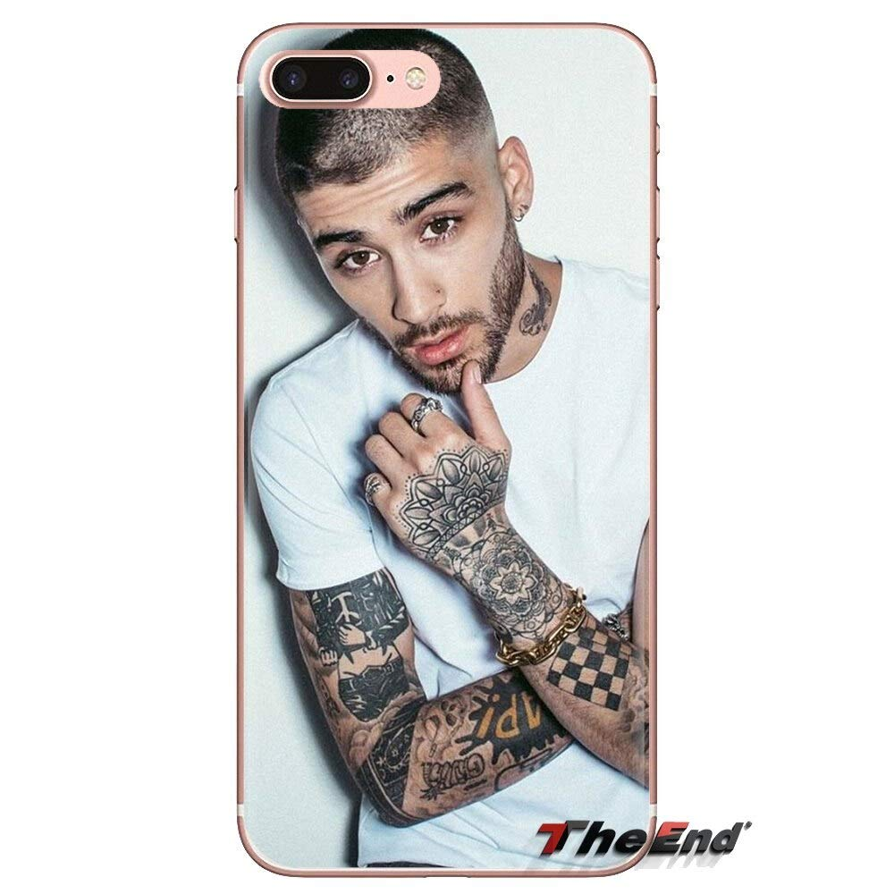 Clothes Stickers Shoes Inspired by Zayn Malik Phone Case Compatible With Iphone 7 XR 6s Plus 6 X 8 9 Cases XS Max Clear Iphones Cases TPU Clothes Stickers 33058099171