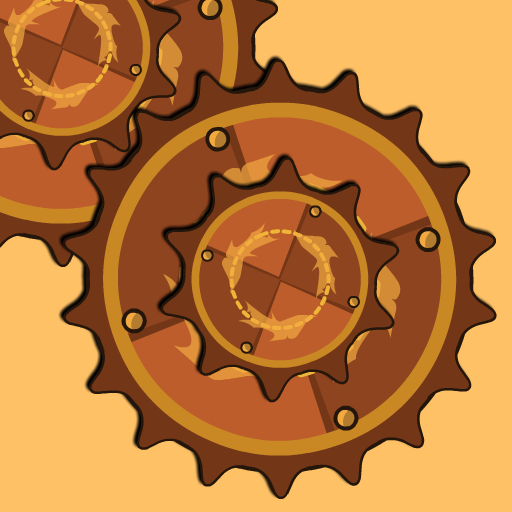 Steampunk Idle Spinner: incremental idle tycoon game with cogs, machines and mad science (Best Incremental Games Android)
