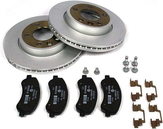Bremsscheiben Set Original Vw Amarok 2h Vorderachse Inkl Bremsbeläge 2h0615301a 2h0698151a Auto