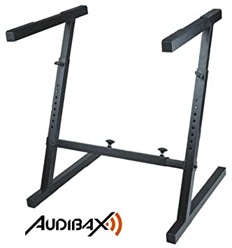 Audibax KS18 Soporte para Teclados (Yamaha, Casio, Roland, Korg Etc) , RF:610: Amazon.es: Electrónica