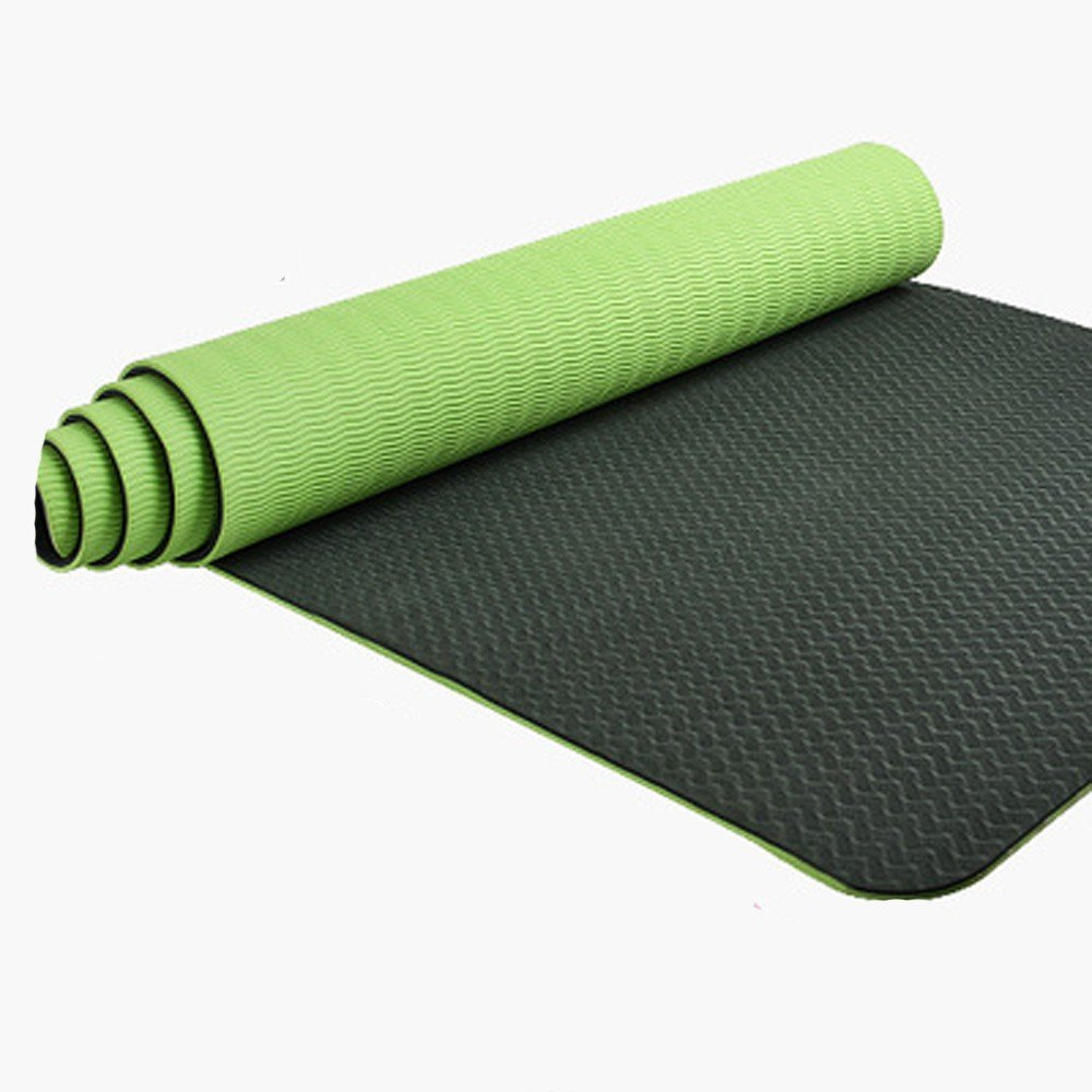 Olici MDRW-Amantes del Yoga Eco Friendly Yoga Pilates Mat ...