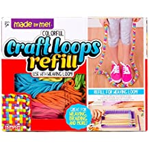 Made By Me Craft Loops Refill by Horizon Group USA