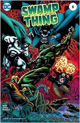 Swamp Thing #6 ISBN-13