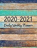 2020-2021 Planner: Jan 2020 - Dec 2021 2 Year Daily