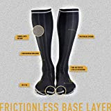 WORN Frictionless Thermal Wetsuit & boot socks
