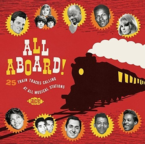 VA - All Aboard! 25 Train Tracks Calling At All Musical Stations (2015) [FLAC] Download
