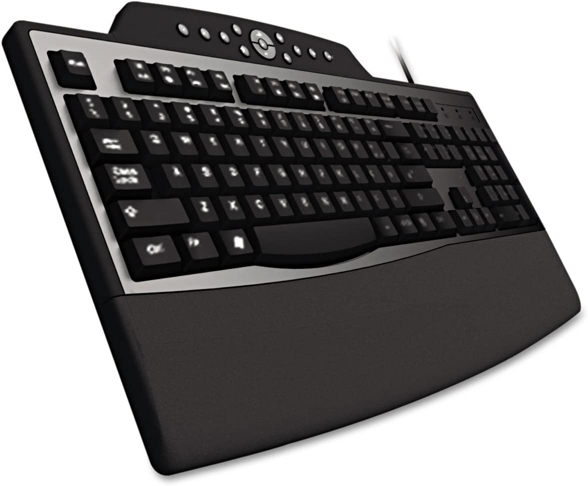Kensington K72402US ProFit Comfort Wired Keyboard