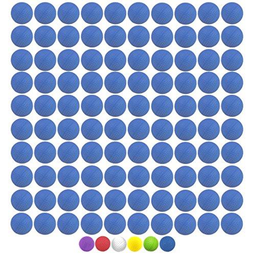 Cornucopia Brands Classic Navy Blue Refill Compatible Bullet Balls, 100-Pieces (Plastic Guns With Bullet compare prices)