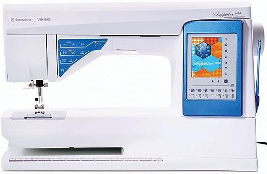 Husqvarna Sapphire 960 - Maquina de coser: Amazon.es: Hogar