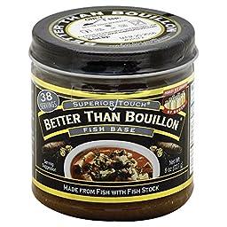 Better Than Bouillon Fish Base 8.0 OZ(Pack of 2)