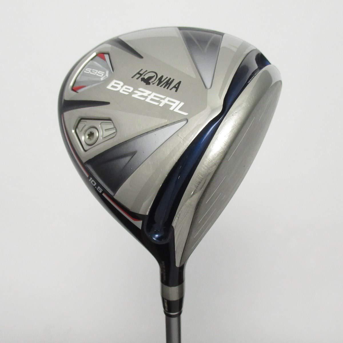 【中古】本間ゴルフ Be ZEAL ビジール 535 ドライバー VIZARD for Be ZEAL S  B07P864S2D