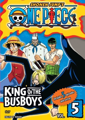 One Piece, Vol. 5 - King of the (Closeouts One Piece)