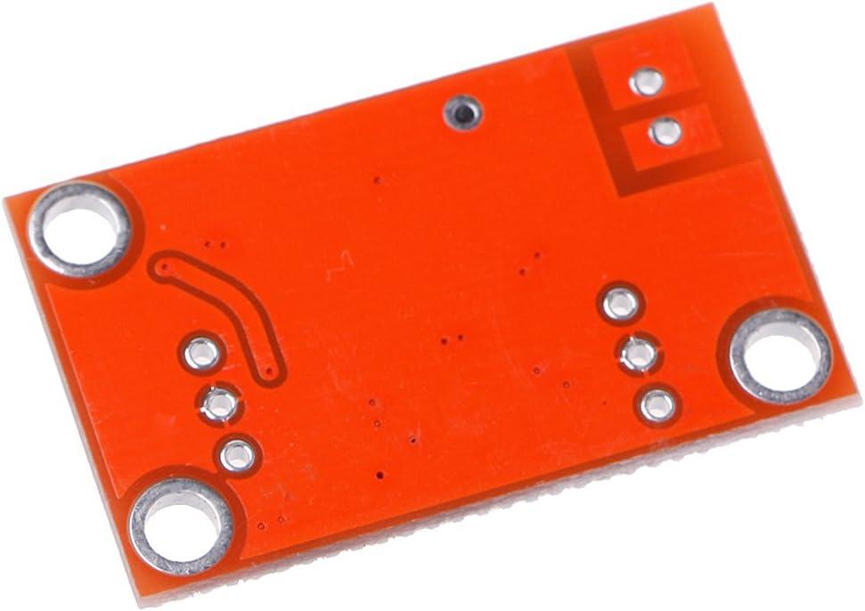 MIKI-Z AD828 Dynamisches Stereo-Mikrofon-Vorverst/ärker-Board MIC Preamp Module DC 3.8V-15V