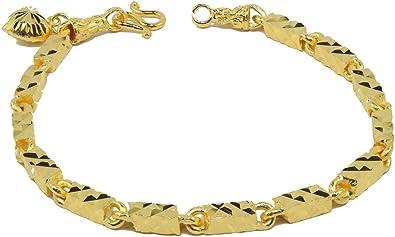 Hanging Bracelet 14k Gold Filled Gold Bar Bracelet Bar Bracelet Charm Bracelet