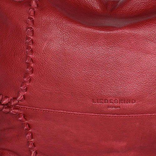 Liebeskind Double KobeF7 Sac à main rouge foncé
