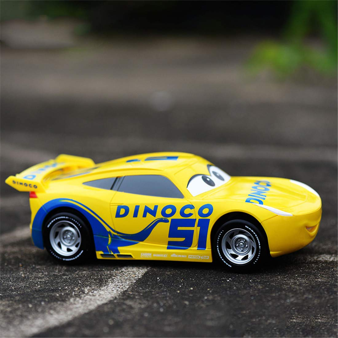 Racing story yellow forniture per l istruzione sky toys corse a